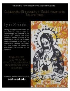 Lynn Stephen Poster