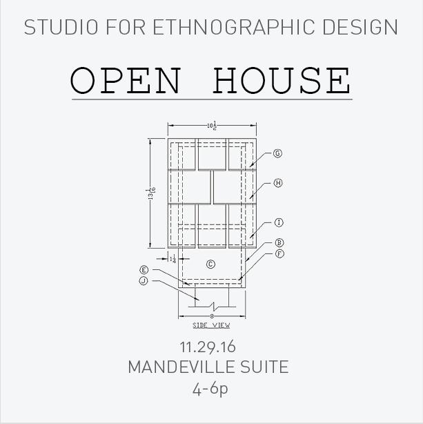 Events   STUDIO FOR ETHNOGRAPHIC DESIGN